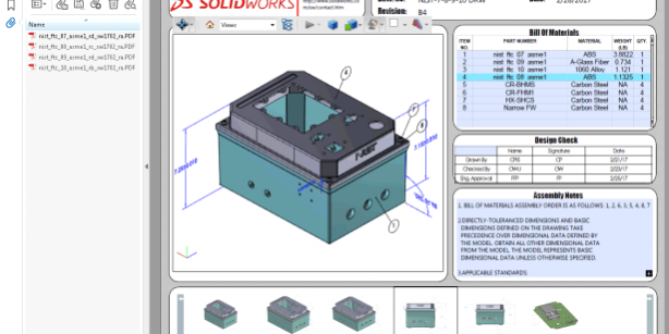 How to Manage 3D PDF Attachments - TechSavvy Engineers